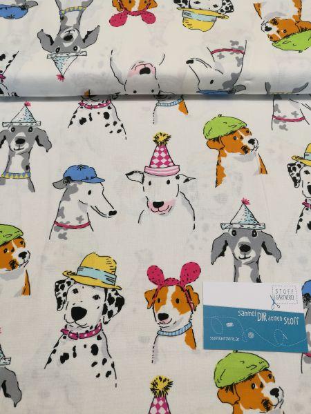 Dog Show Baumwolle