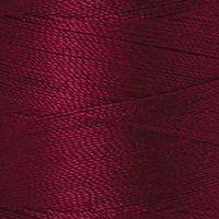 Polyester Garn dunkelrot 500m
