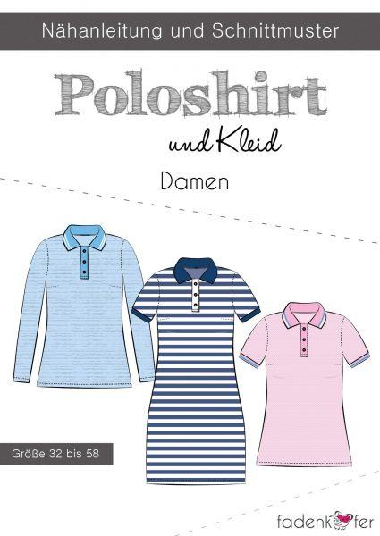 Poloshirt und Kleid für Damen