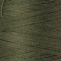 Polyester Garn olivgrün 500m
