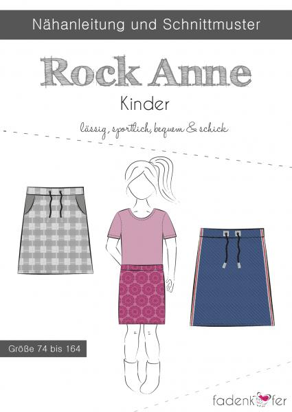 Rock Anne für Kinder