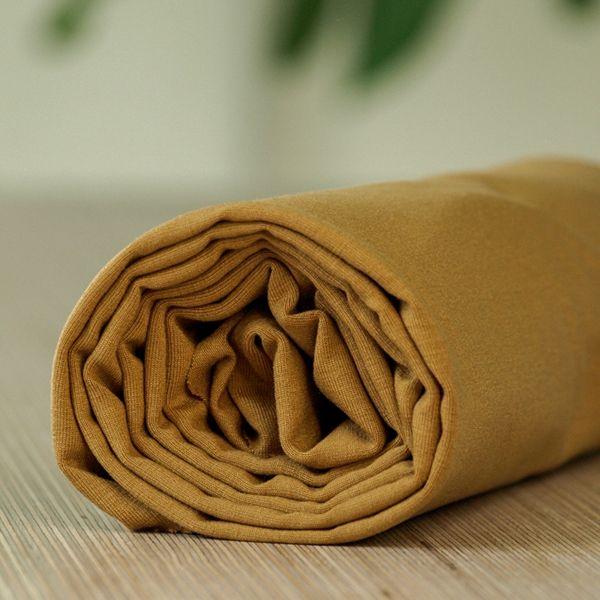 Tencel Stretch Jersey mustard
