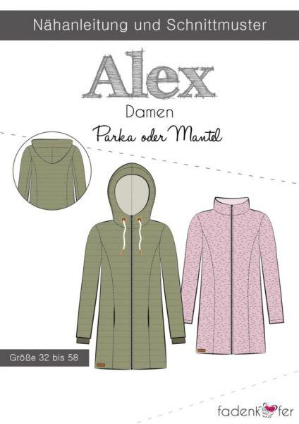 Parka Alex für Damen
