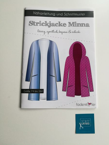 Strickjacke Minna für Kinder