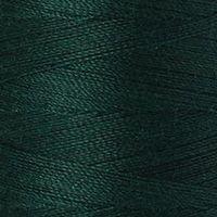 Polyester Garn dunkelgrün 500m