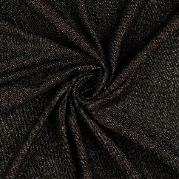 Hemdenjeans schwarz