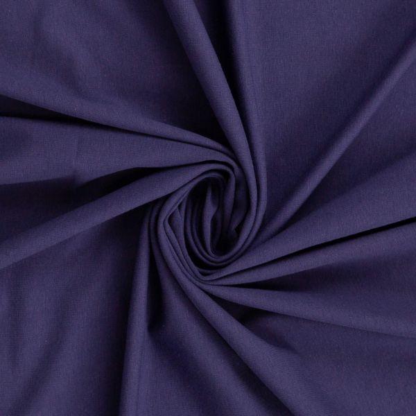 Jersey blauviolett uni