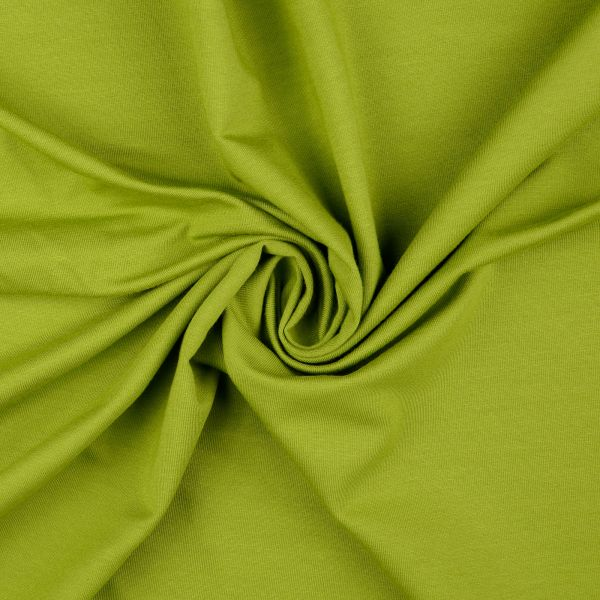 Sommersweat uni grün
