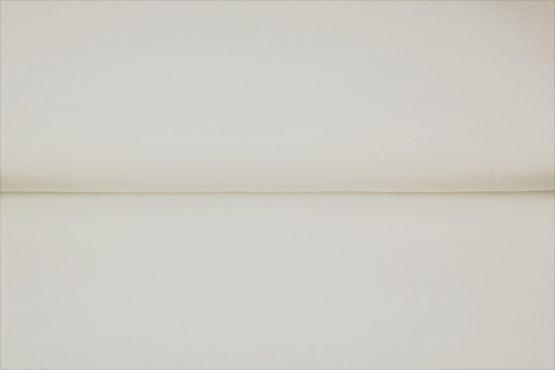 Bündchen glatt ecru-weiß