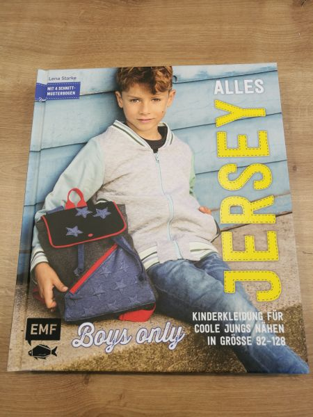 Alles Jersey - Boys only
