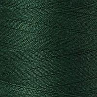 Polyester Garn dunkelgrün 200m
