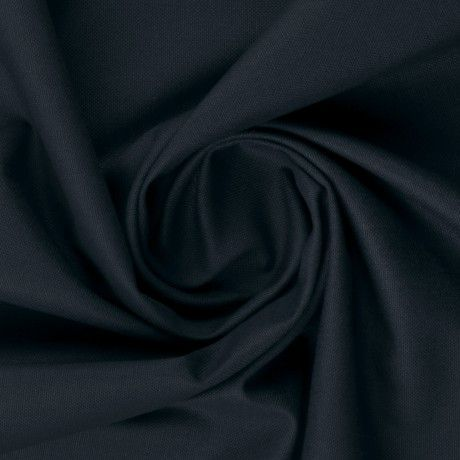 Canvas uni dunkelblau