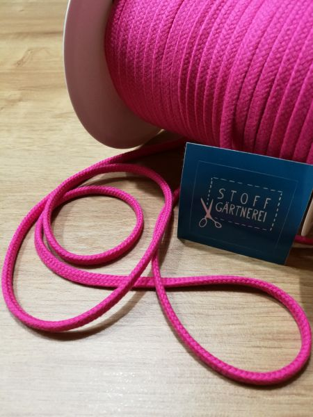 6mm Kordel pink