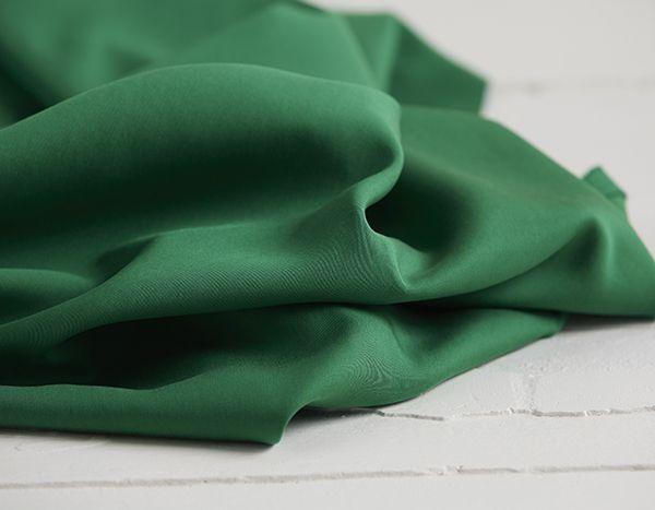 Tencel Twill Medium leaf green