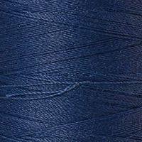 Polyester Garn dunkelblau 200m