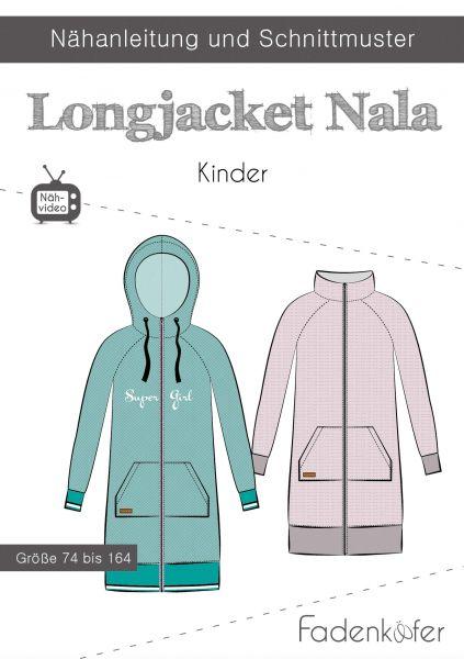 Longjacket Nala für Kinder