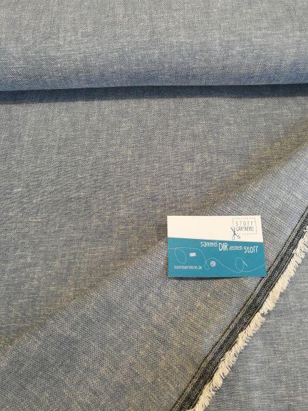 Brussels Washer Yarn Dye Leinen/Viskose hellblau