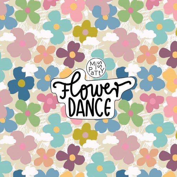 Flowerdance Jersey organic