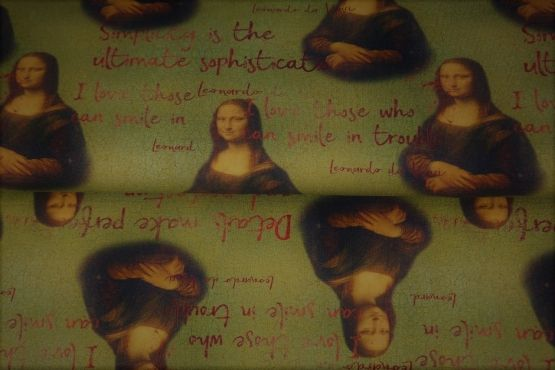 Mona Lisa Jersey