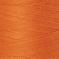 Polyester Garn orange 200m