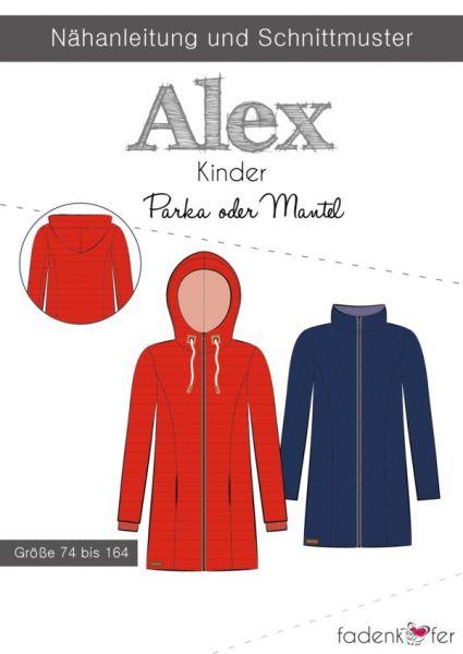 Parka Alex für Kinder