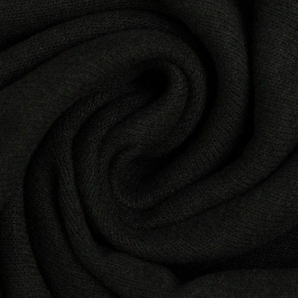 Bene Baumwollstrick schwarz