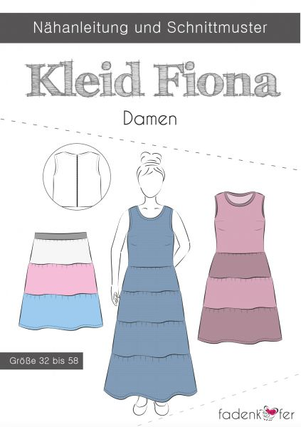 Kleid Fiona für Damen