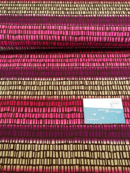 Squares'n'Stripes violett Jersey