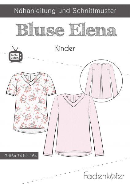 Bluse Elena für Kinder