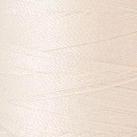 Polyester Garn naturweiß 500m
