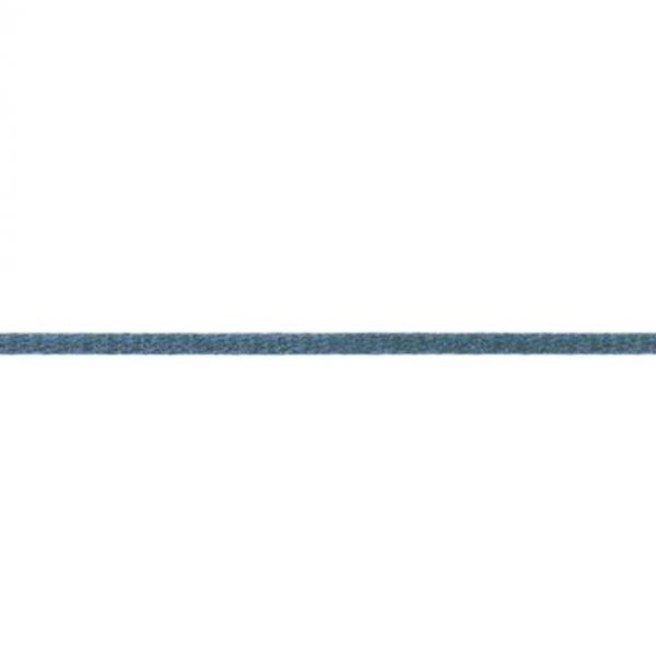Elastikkordel 2mm jeansblau soft