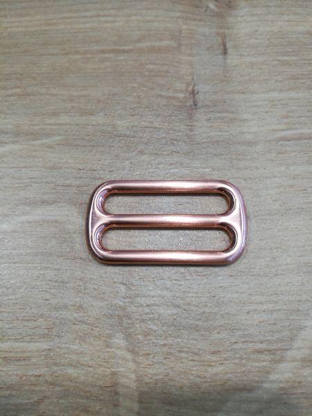 Schieber 25 mm kupfer