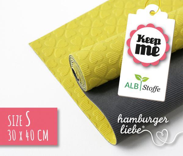 KeepMe S 30x40cm gelb