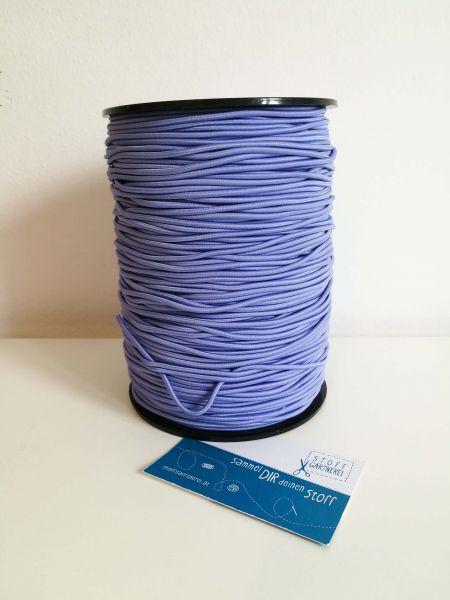 Elastikkordel 2,2 mm hellblau