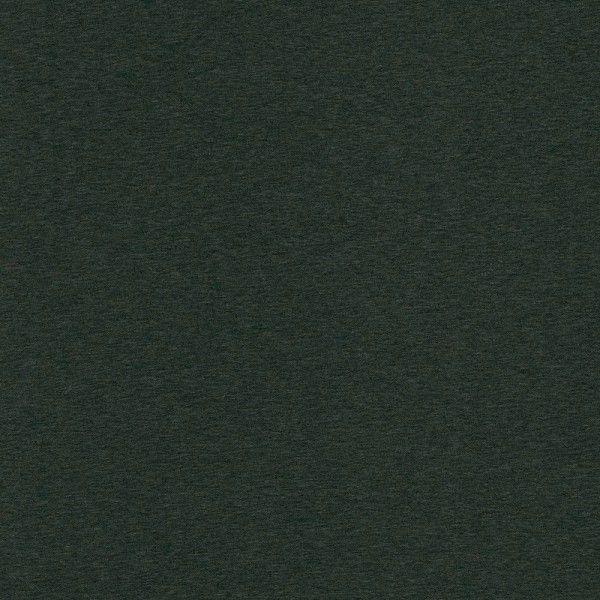 Jersey meliert dunkelgrün