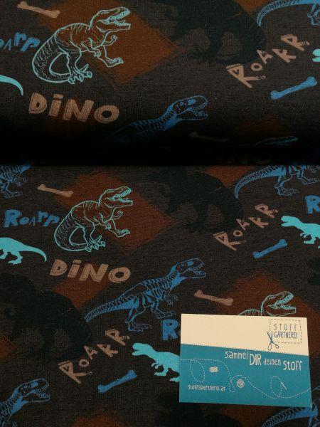 Dino Jersey dunkelblau