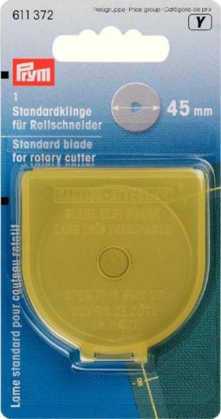 Ersatzklinge für Rollschneider 45mm