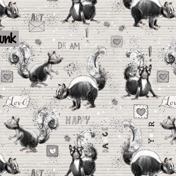 Happy Skunk Jersey organic