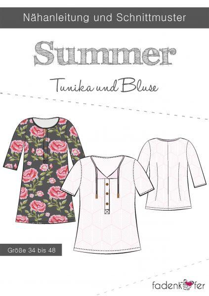 Bluse Summer für Damen