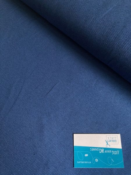Ringeljersey blau 1mm