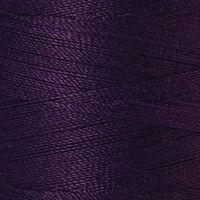 Polyester Garn dunkelviolett 200m