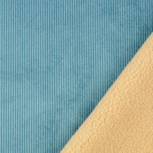 Cord mit Fellabseite mint