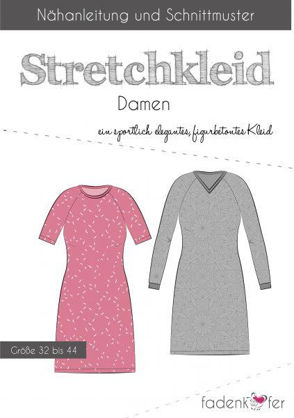 Stretchkleid für Damen
