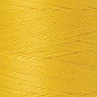 Polyester Garn gelb 200m