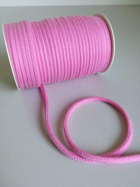 6mm Kordel rosa
