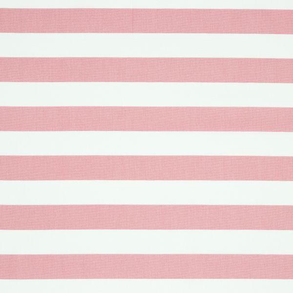 Stripes altrosa/white Baumwolle