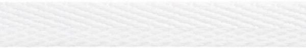 Hoodieband 15mm weiß