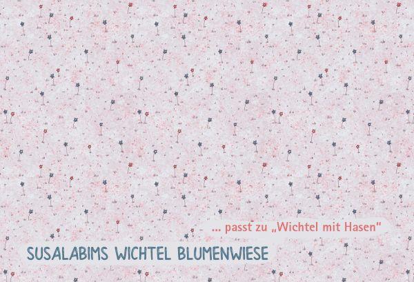 Susalabims Wichtel Blumenwiese Jersey organic