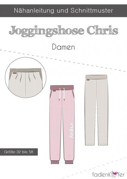 Joggingshose Chris für Damen