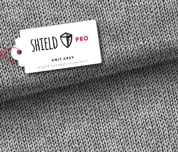 Hamburger Liebe Shield Pro Uni Maxi Knit grau